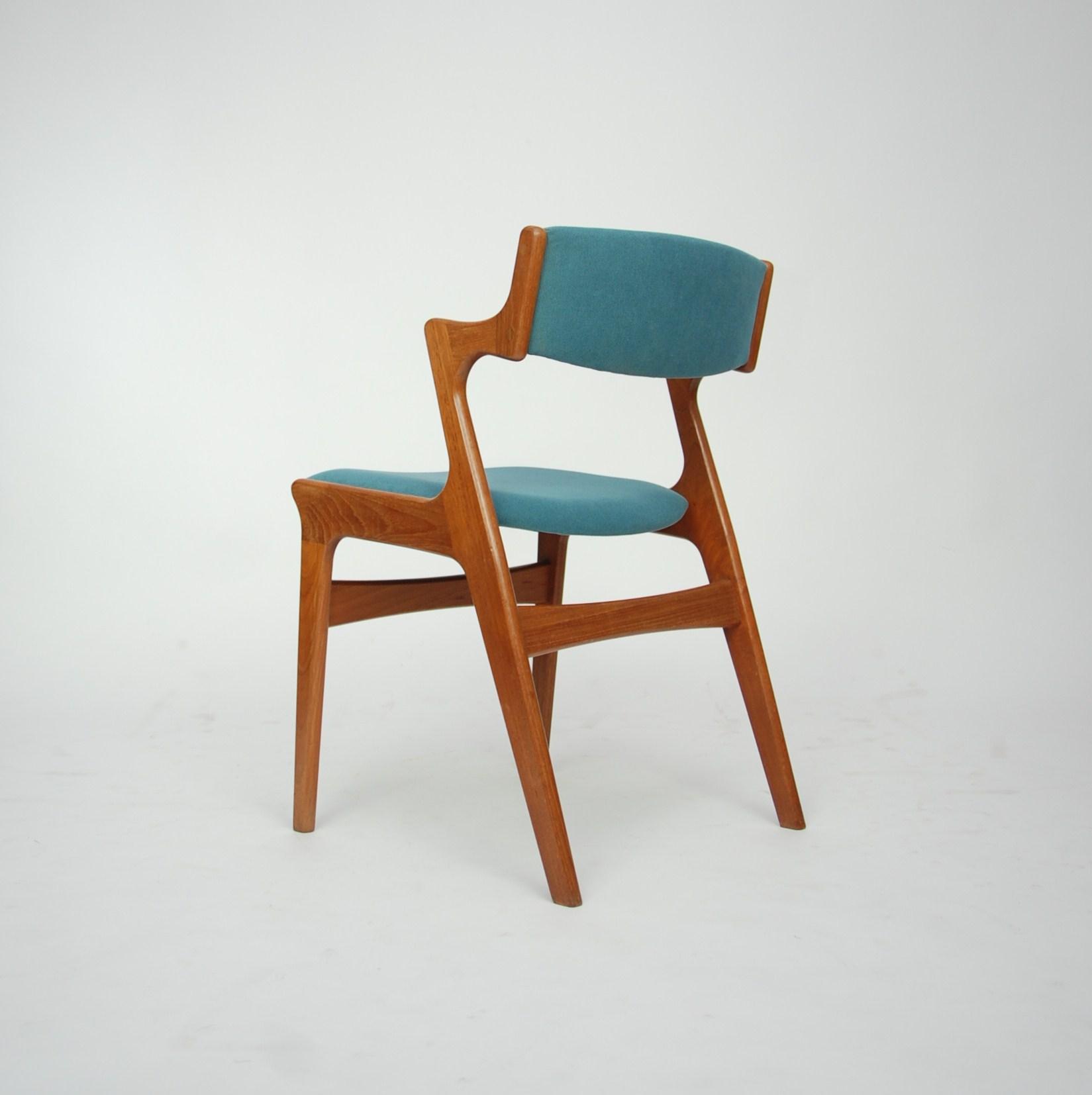 ... pl ? 4 x krzes?o tekowe. Modernistyczne zetki NOVA MOBLER id 210212
