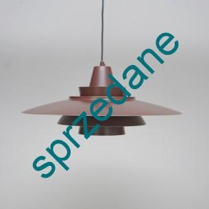 Lampa bliska w formie projektowi PH POULA HENNINGSENA. Idealna do każdego wnętrza. Całość aluminium. Regulacja wysokości.