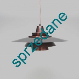 Lampa bliska w formie projektowi PH POULA HENNINGSENA. Idealna do każdego wnętrza. Całość aluminium.