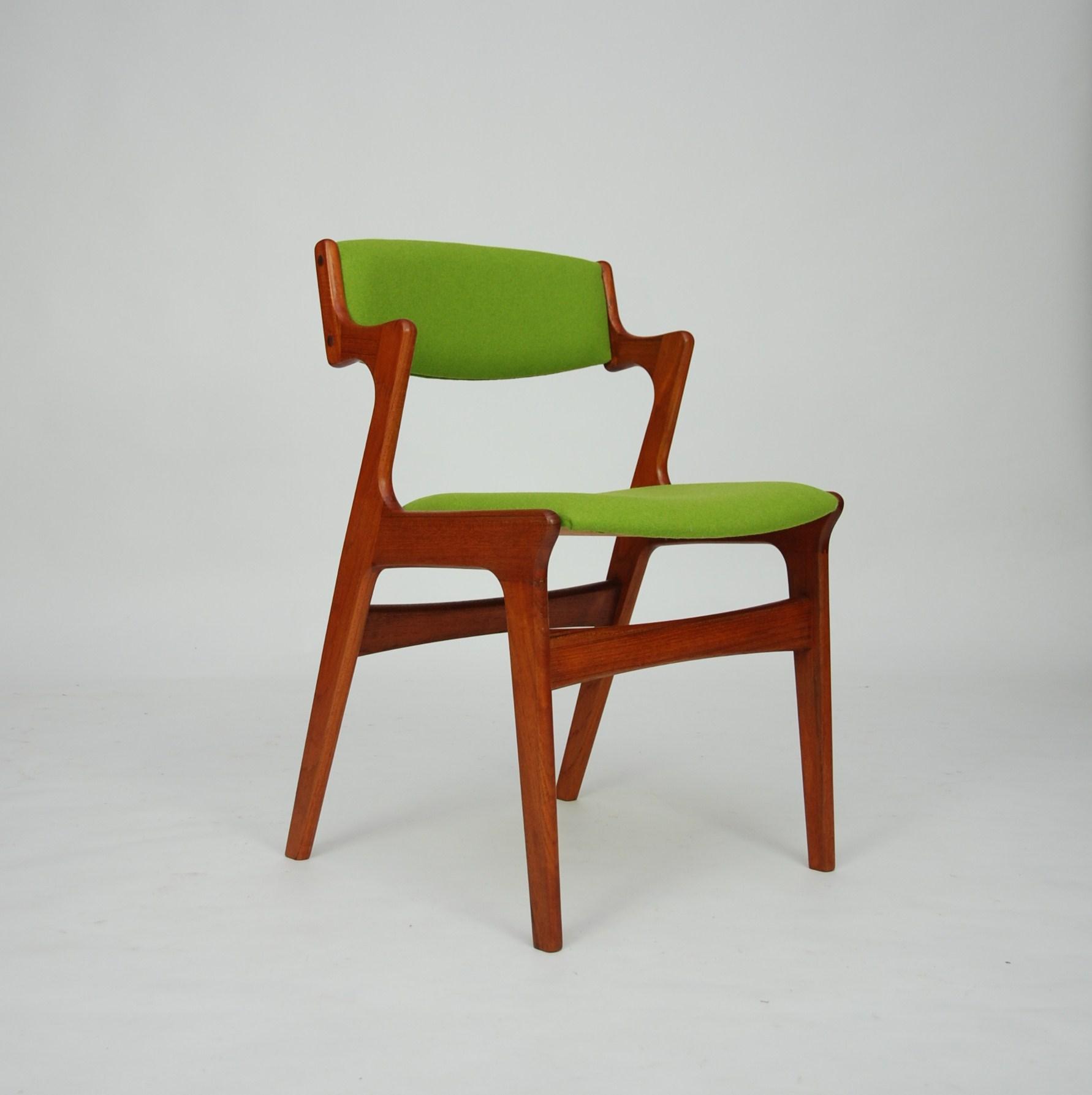 ClassicModern.pl ? 6 x krzes?o tekowe NOVA MOBLER id 260213