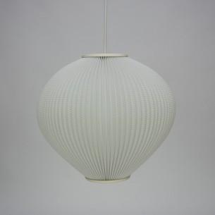 Duńska, ażurowa lampa. Subtelna, ale efektowna forma. Oryginał z lat 60-tych.