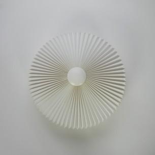Kinkiet z kultowej, duńskiej wytwórni LE KLINT. Możliwość wykorzystania jako plafon. Produkt oryginalny.
