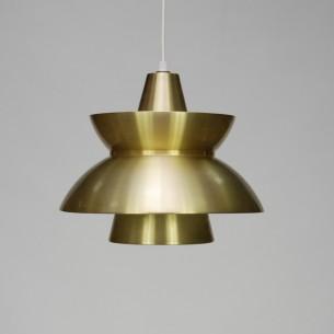 Lampa Doo-Wop. Producent LOUIS POULSEN. Design JØRN UTZON. Materiał aluminium. Produkt duński.