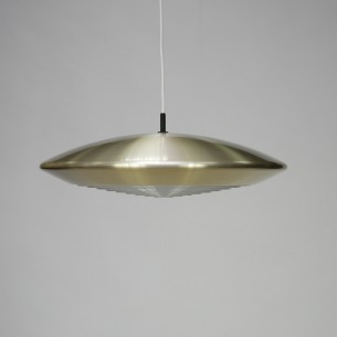 Piękna lampa w kształcie spodka. Produkt duński.