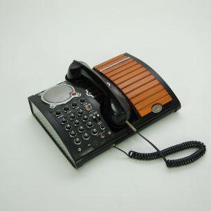 W pełni funkcjonalna replika Spirit of St. Louis Mark II Pole Phone. Wspaniały retro gadżet. Produkt współczesny.