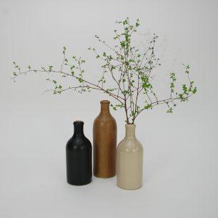 Butelki z wytwórni M.K.M.