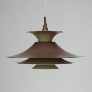 Wybitny projekt lat 60-tych autorstwa Erika Balsev. Unikatowy egzemplarz z metka. Produkt duński.
