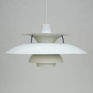 Kultowa lampa PH5. Projekt ikony duńskiego wzornictwa, POULa HENNIGSENa. Stara produkcja.