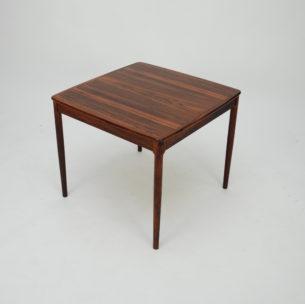 Szwedzki stolik kawowy. Drewno palisandru.